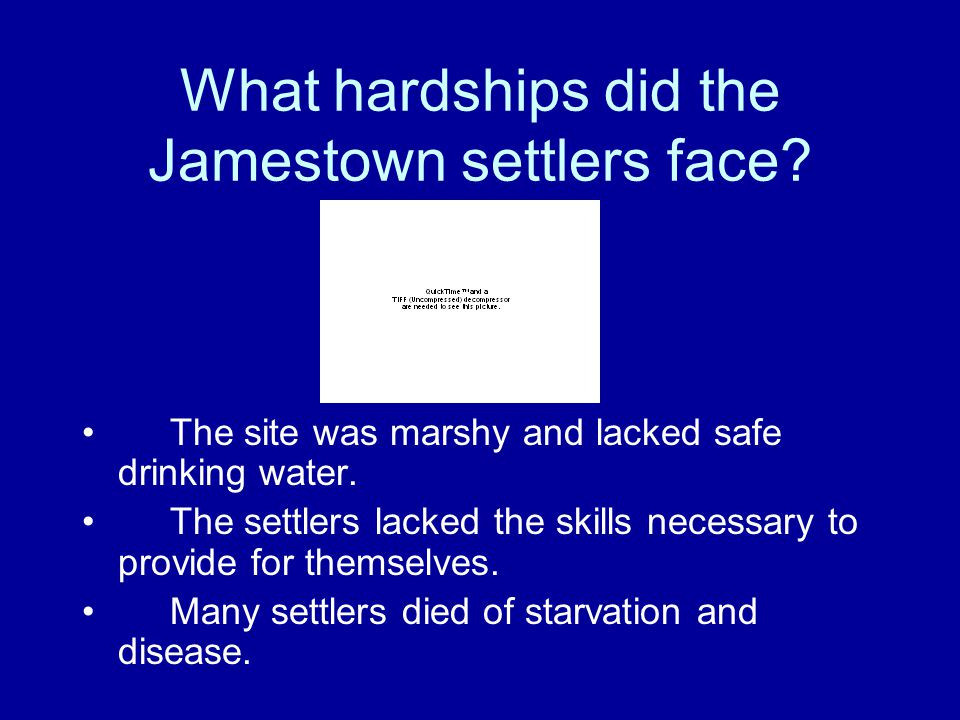 What was the importance of the arrival of women to the Jamestown settlement.