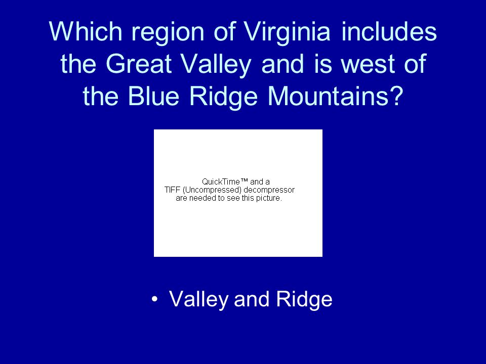 Which region of Virginia has rolling hills west of the Fall Line? Piedmont