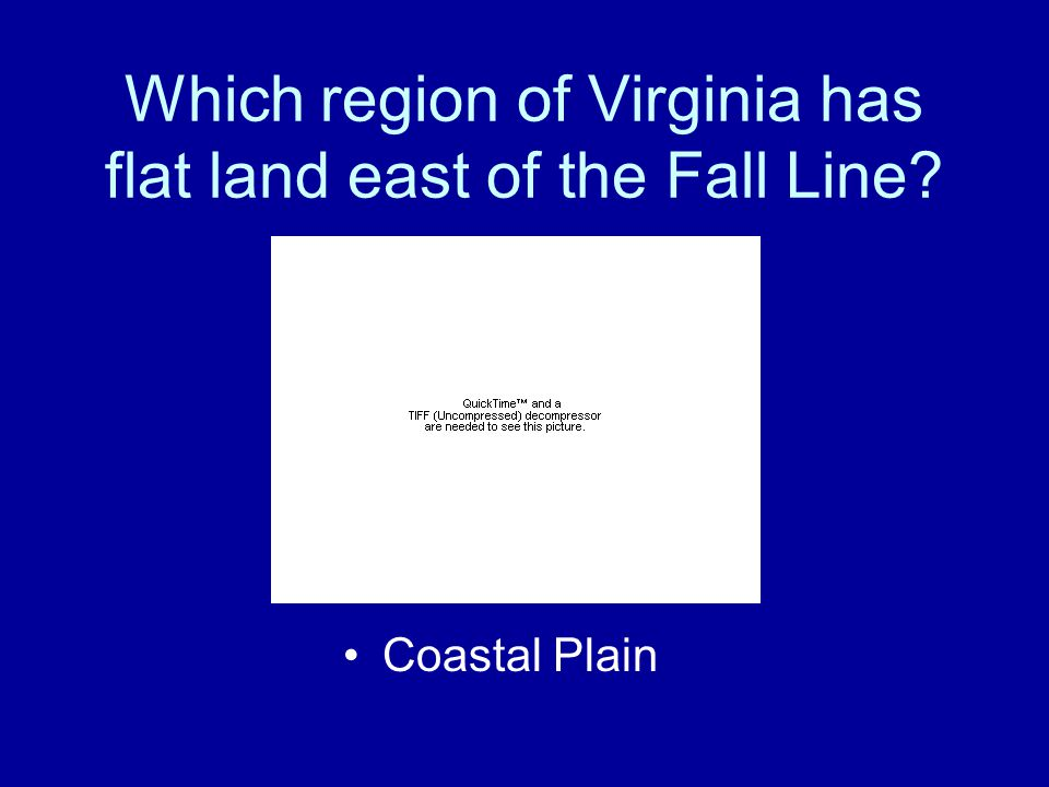 Which region of Virginia includes the Great Valley and is west of the Blue Ridge Mountains.