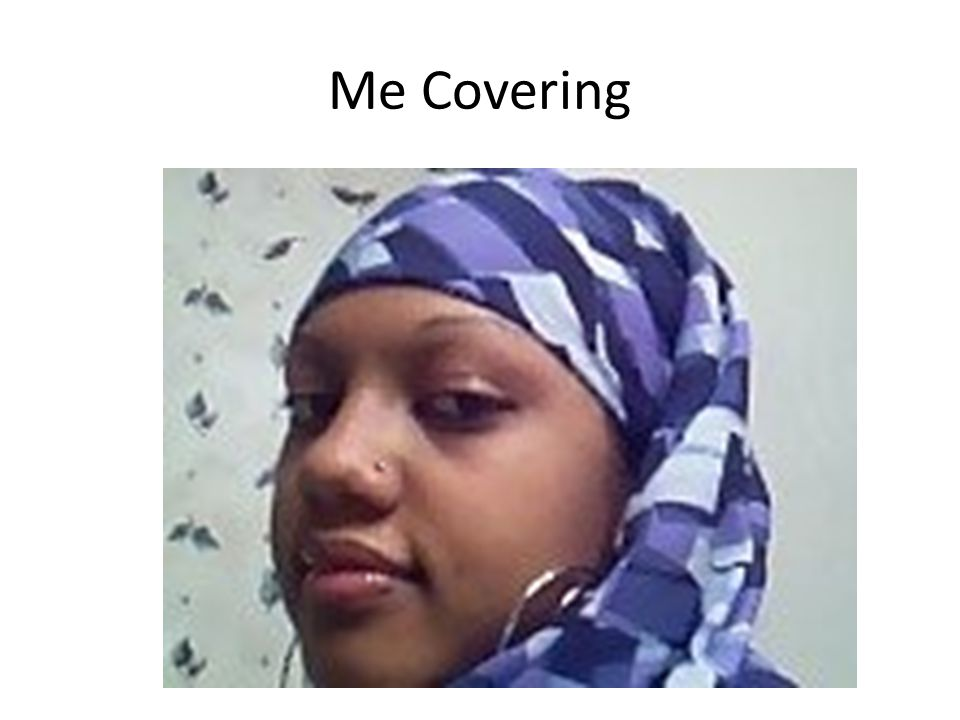Me Covering