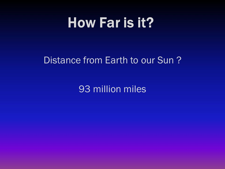 How Far is it? Distance from Earth to the outer edge of our atmosphere ?