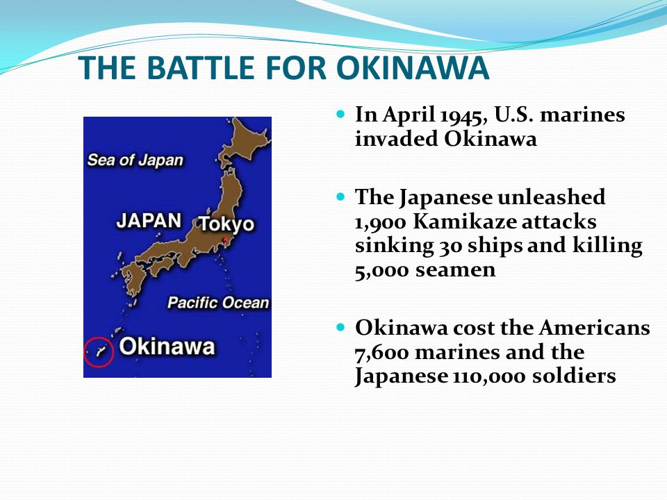 INVADE JAPAN.