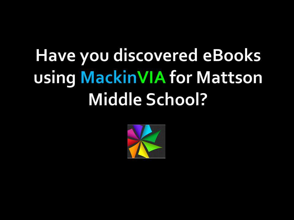 How do I use an eBook .