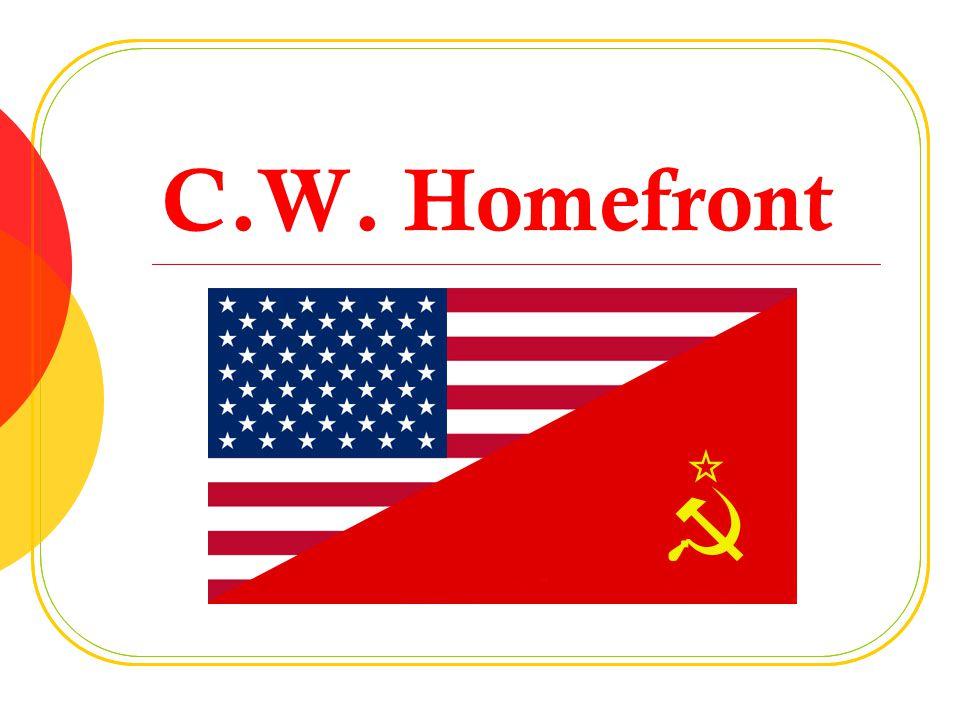 C.W. Homefront