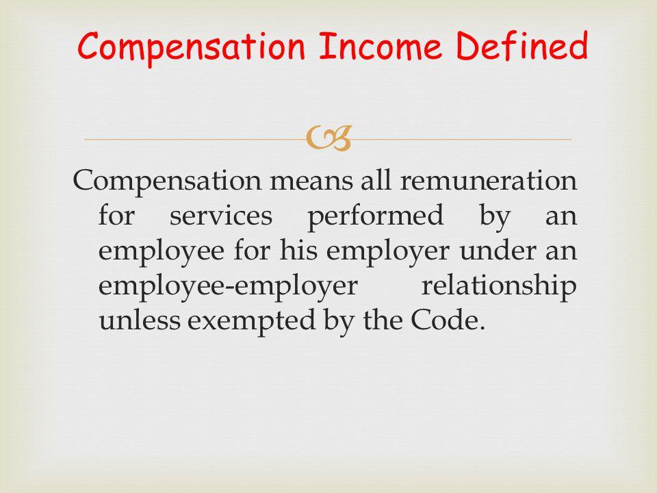  Total Compensation (Jan - Nov) P203,500.00 Add: Dec.