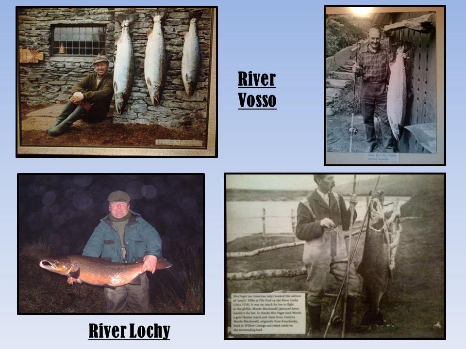 River Vosso River Lochy