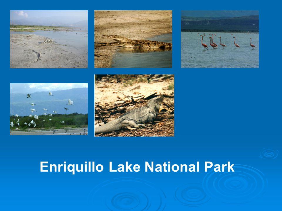 Enriquillo Lake National Park