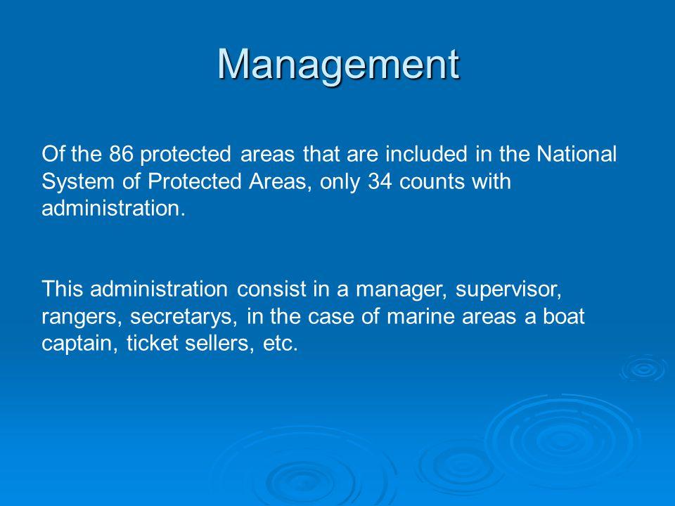 Marine Protected Áreas