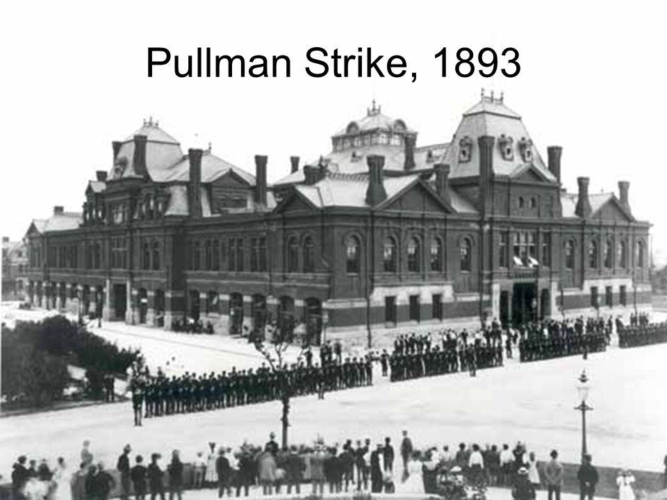 Pullman Strike, 1893