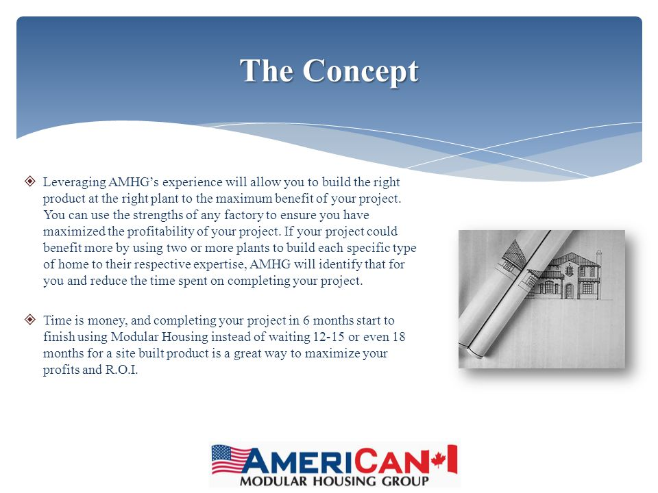  AMHG has gained direct access to factories without requiring a dealership lot or the need to carry inventory.