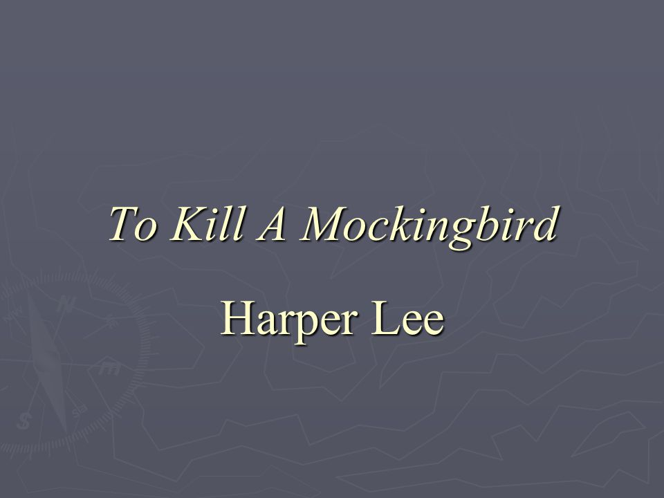 Chapter 10  Later, Miss Maudie confesses that when Atticus was young he was the best shot in the county.