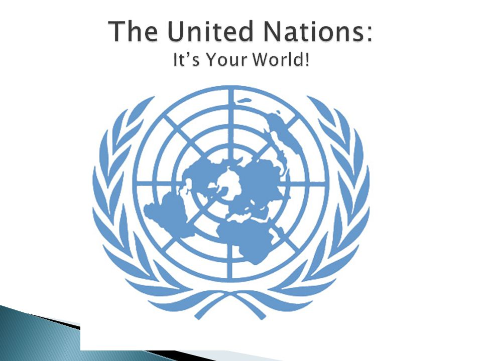 An international organization founded in 1945 after the Second World War by 51 countries Committed to maintaining – international peace and security, – developing friendly relations among nations and – promoting social progress, better living standards and human rights.