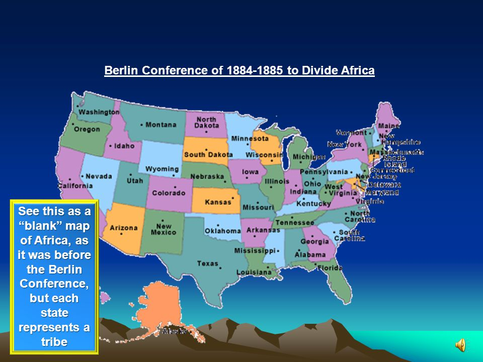 Berlin Conference of 1884-1885 to Divide Africa First Meeting of the Berlin Conference C:\Users\Owner\Documents\BHS 2008-2009\CWP\Genocide Presentatio