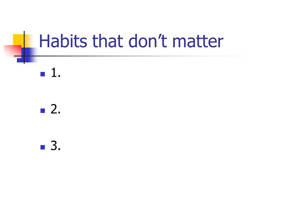 Homework for tonight Read Paradigms (pair a dimes) and Principles pgs 11-28 Do handout on habits