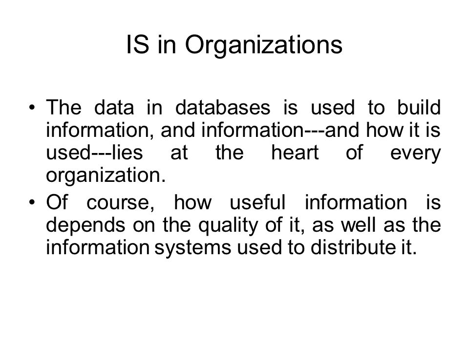 Qualities of Good Information Correct and verifiable: This means information must be accurate and checkable.