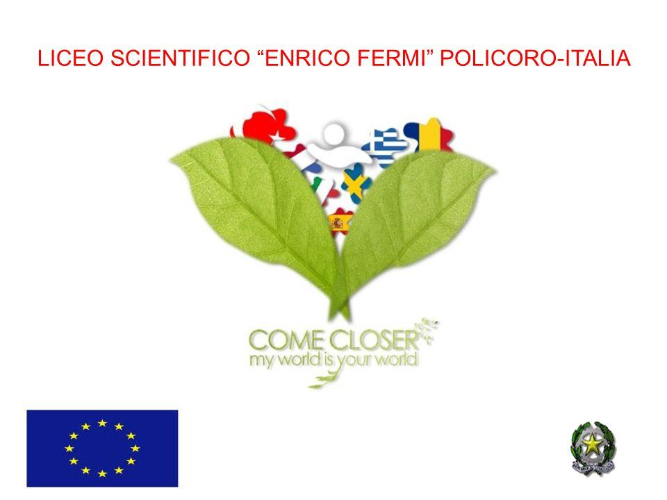 LICEO SCIENTIFICO ENRICO FERMI POLICORO-ITALIA