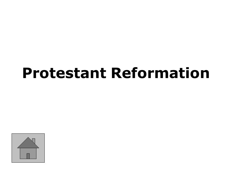 A movement to reform the Catholic Church in the 1500's that led to the creation of many different churches.