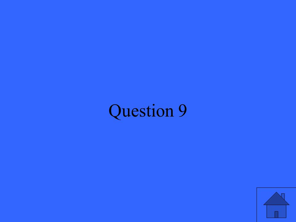 19 Question 9