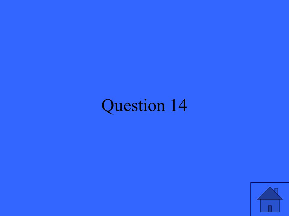 29 Question 14