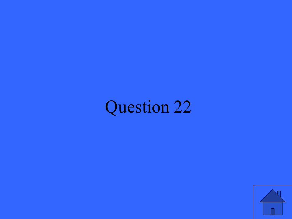 45 Question 22