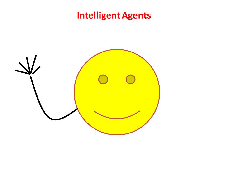 Definition of an Agent Anything/entity that can be viewed as perceiving its environment through sensors and acting upon the environment through effectors.