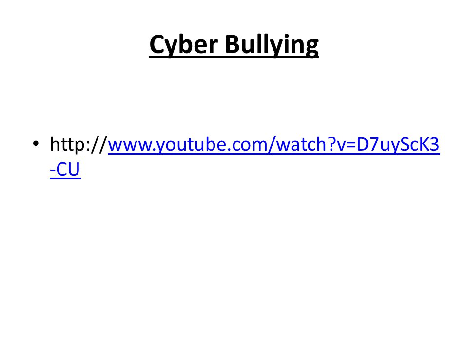 Physical Bullying http://www.youtube.com/watch?v=wkIa7r19y -Q http://www.youtube.com/watch?v=wkIa7r19y -Q