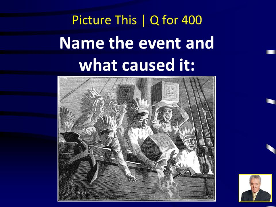 Picture This | A for 300 Paul Revere. To warn the colonists that the British redcoats were coming!