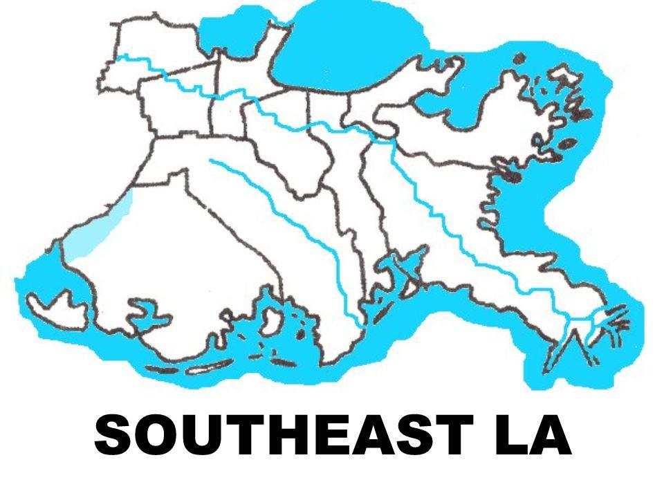 SOUTHEAST LA