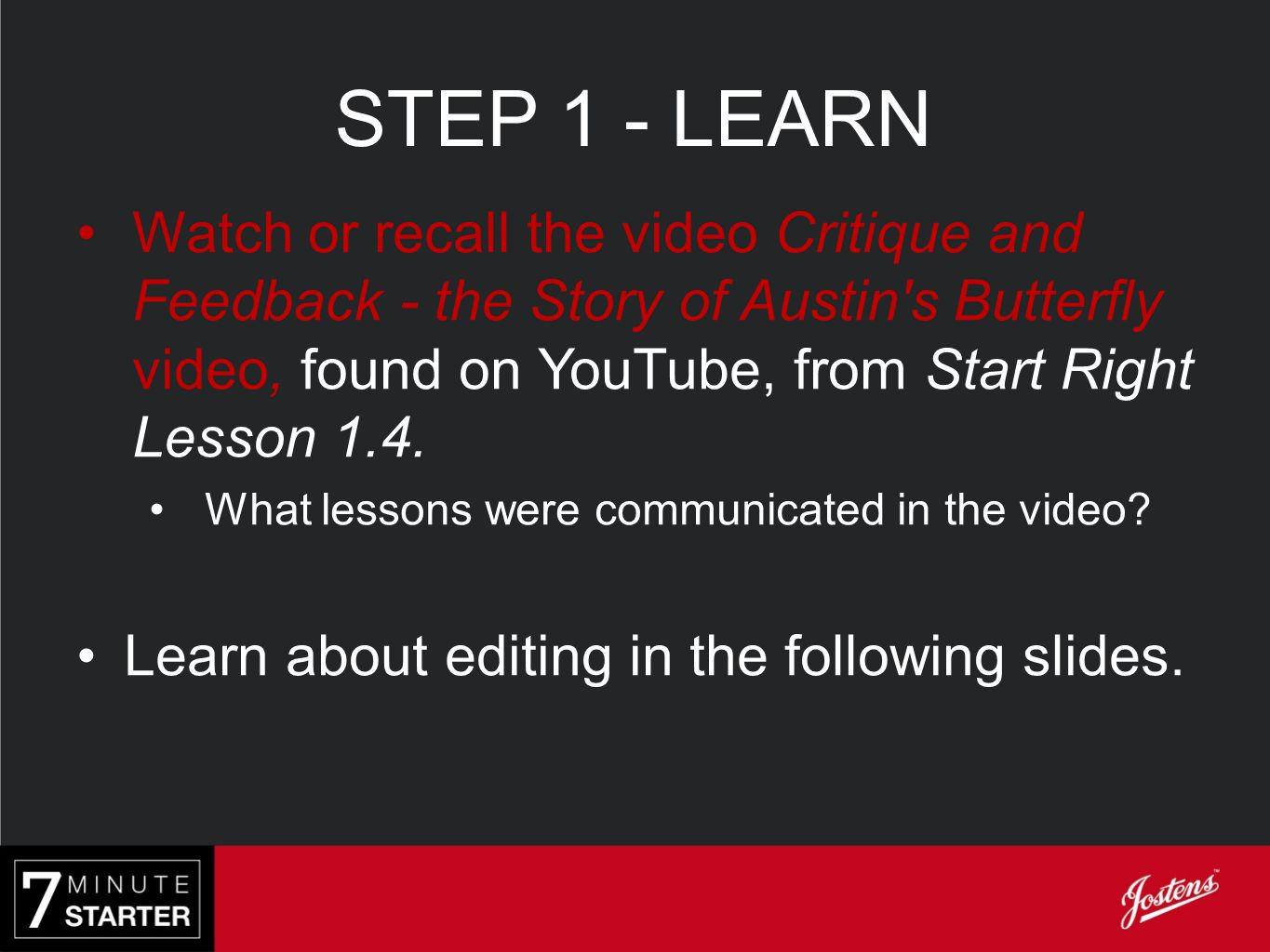 COLLABORATION IS KEY When editor and writer work together from the beginning, content improves.