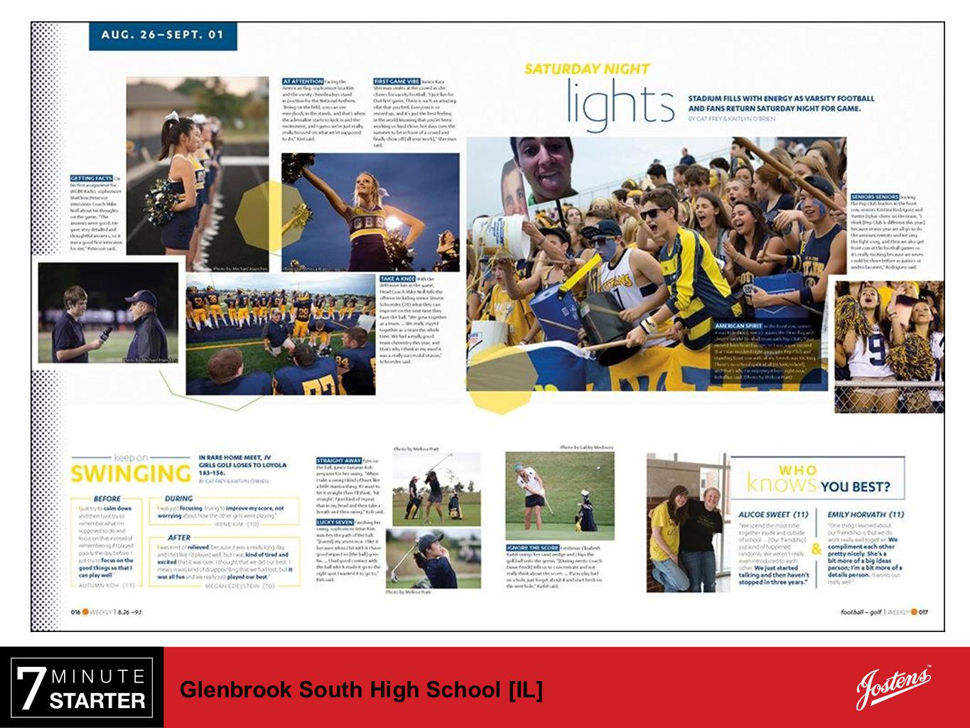 Glenbrook South High School [IL]