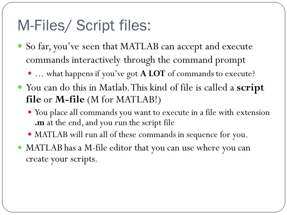 M-File 4
