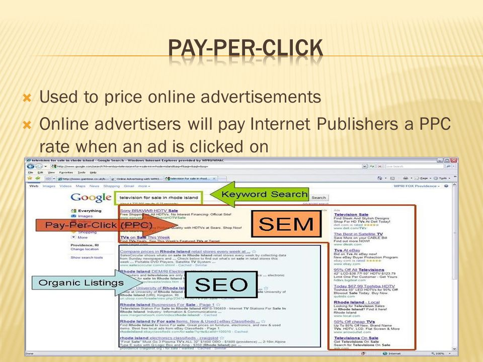  http://www.slideshare.net/BassemGhali/searc h-engine-marketing-case-study