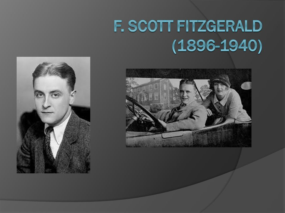 Early Years  Fitzgerald was born in St.