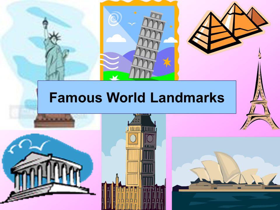 Famous World Landmarks