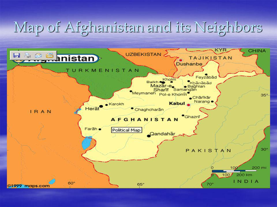 Afghanistan's Location  Afghanistan's history relies largely on its location, which is at the crossroads of Central, West, and South Asia.