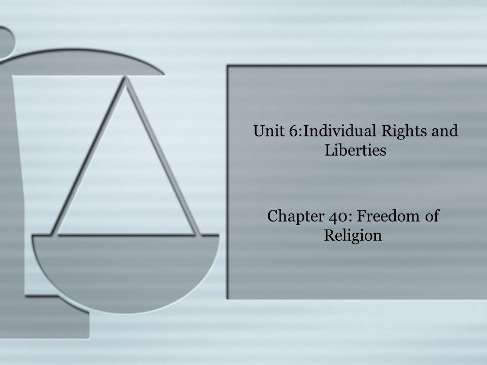  Religious freedom in the United States is protected by two First Amendment clauses.