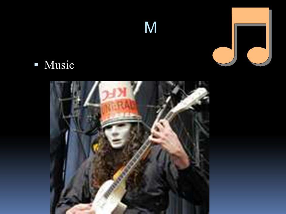 M  Music