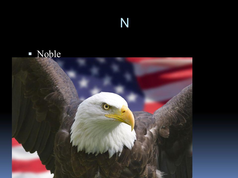 N  Noble