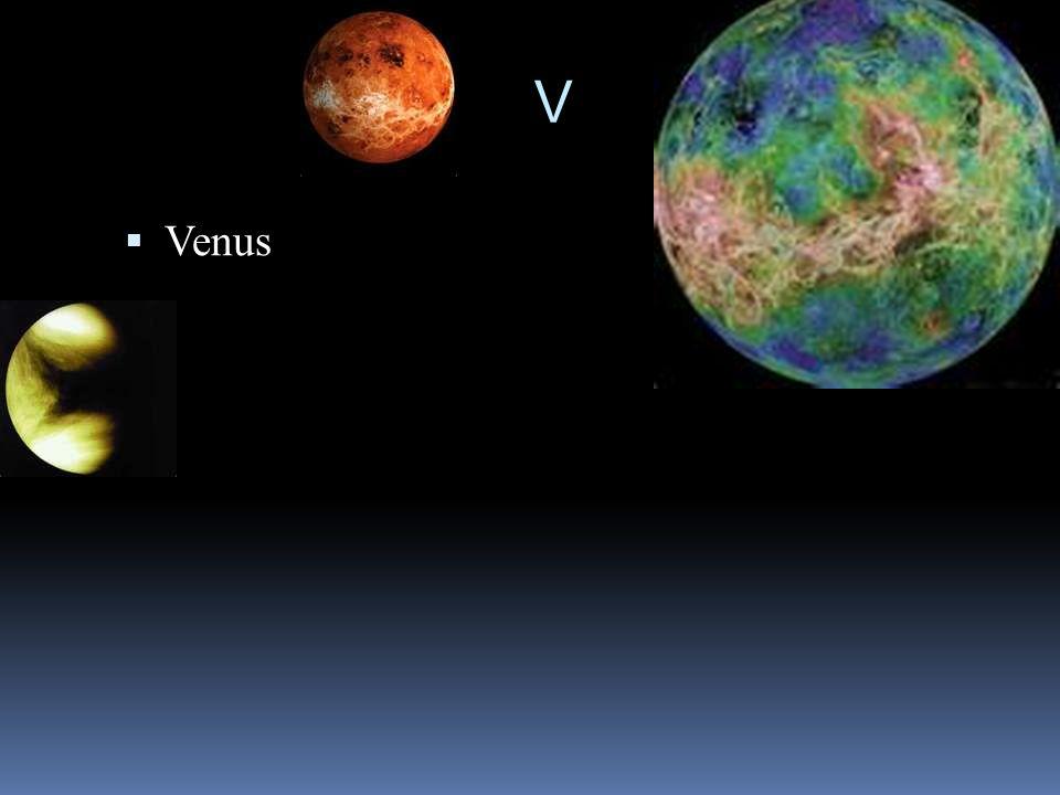 V  Venus