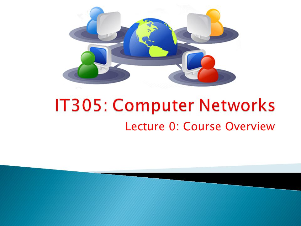 Lecture 0: Course Overview