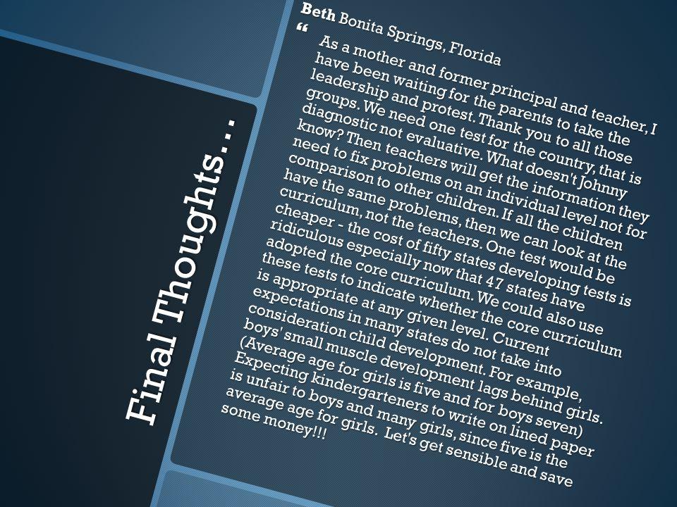 Bibliography  Sangha, S.(2012, October 12). Dear, teacher johnny is skipping the test.