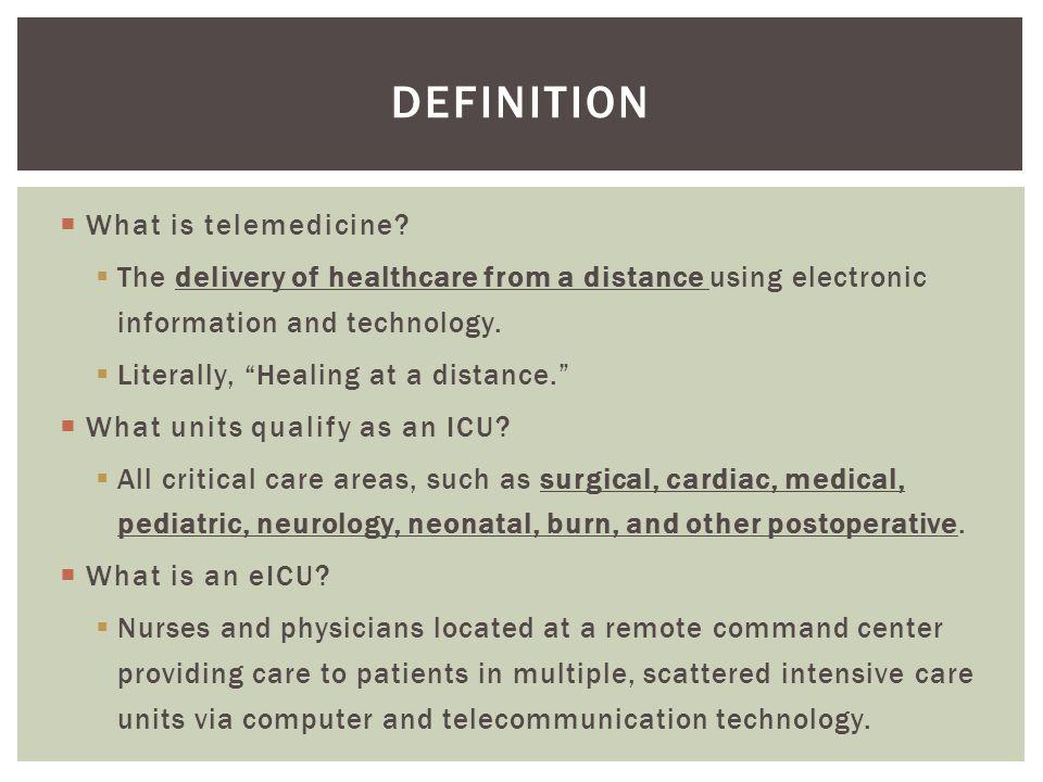  Hawkins, C.L. (2012). Virtual rapid response: the next evolution of tele-ICU.
