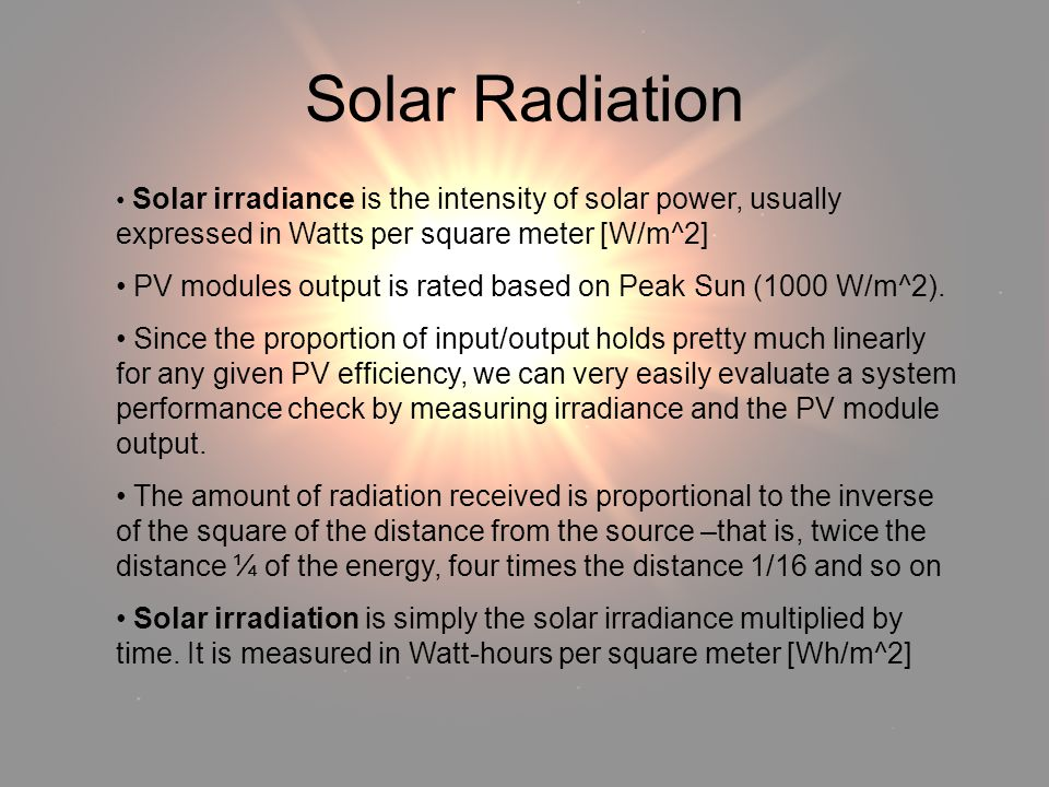 Typical Inclination/Orientation Factors for Parallel Roof Mounted PV Systems in California