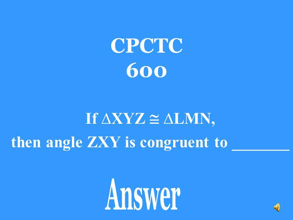 CPCTC 500 Angle NML