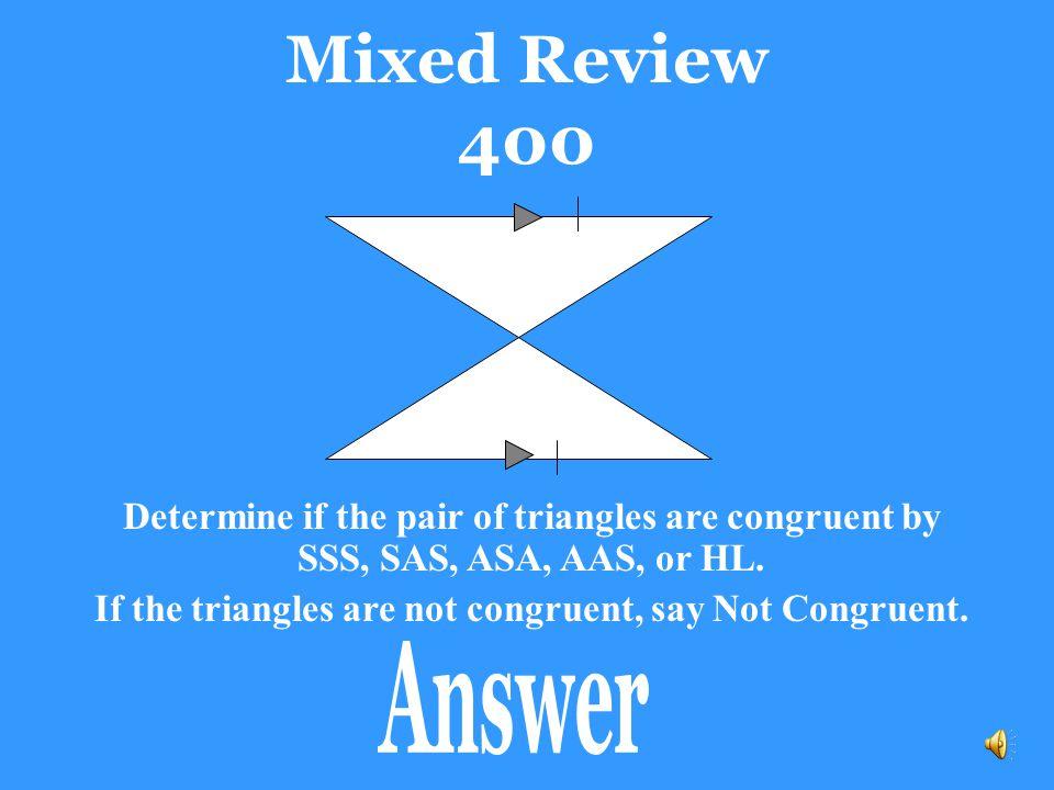Mixed Review 300 SAS