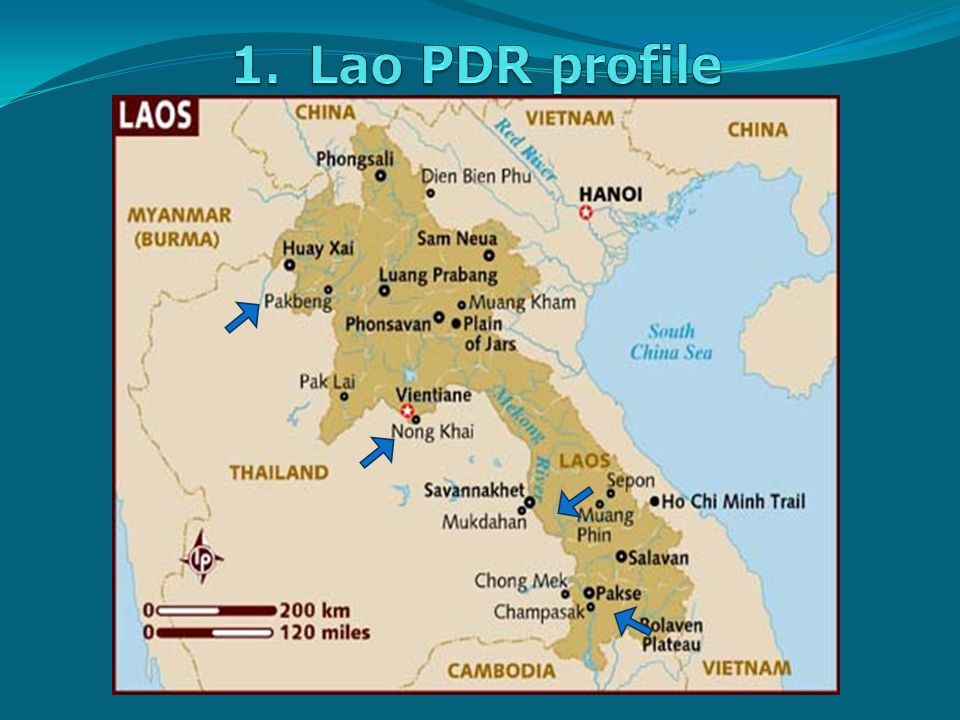 Coordination mechanisms In 2004, Laos had established National Committee against Human Trafficking, chaired by Deputy-Prime Minister and also established a unit on anti-human trafficking in provinces under the public security department.