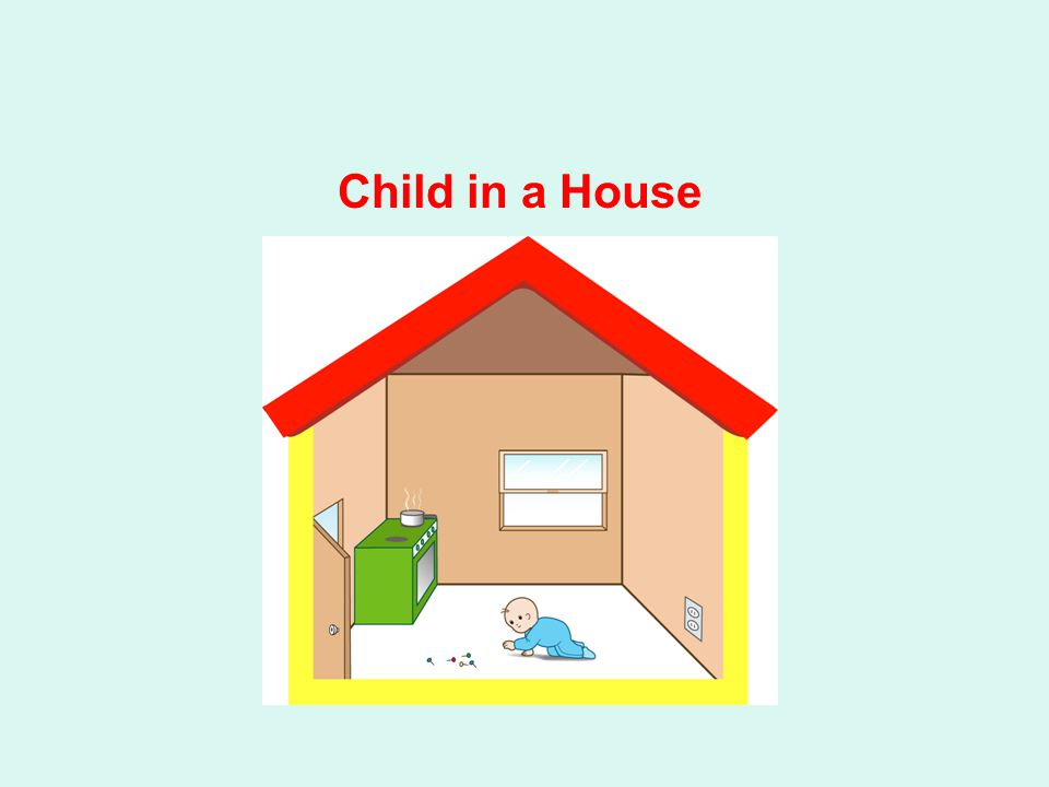 Child in a House