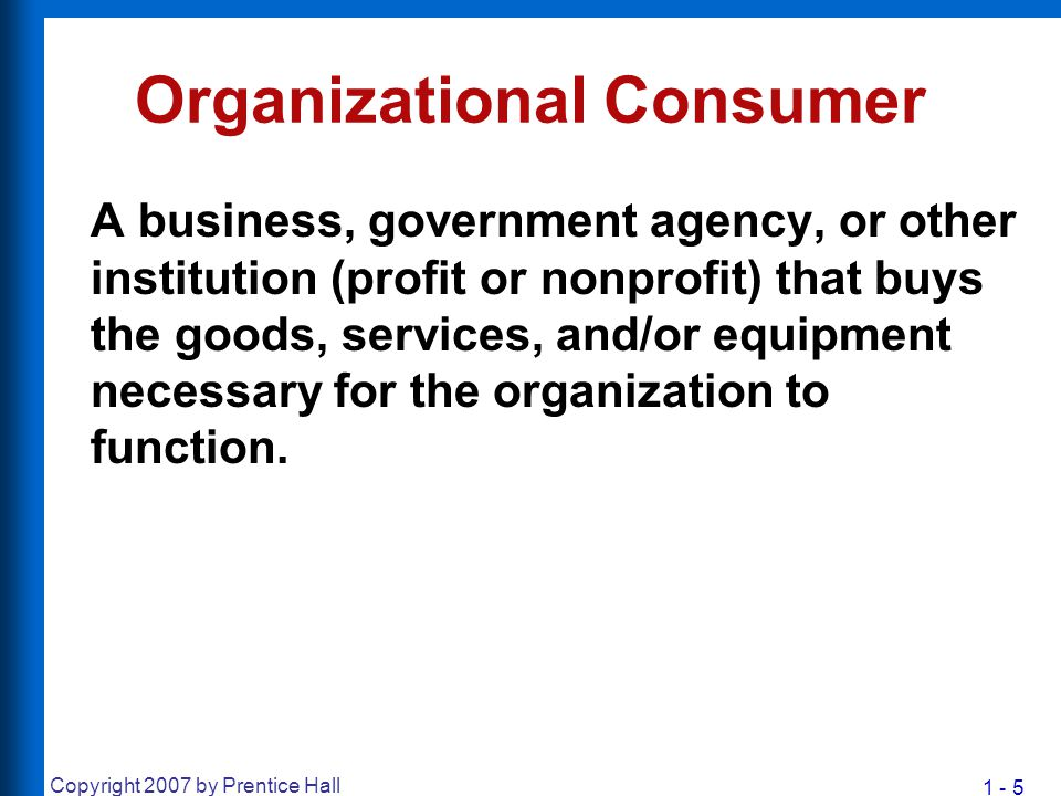 1 - 6 Copyright 2007 by Prentice Hall Government Buying weblink