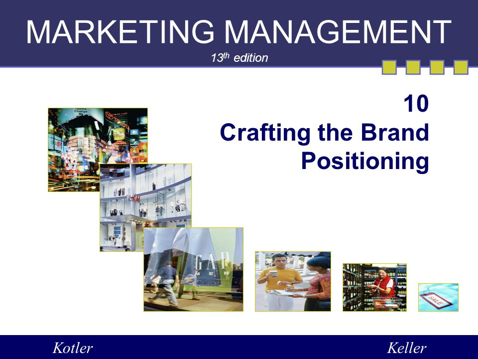 CHP: 8&10-2 Marketing Strategy Segmentation Targeting Positioning