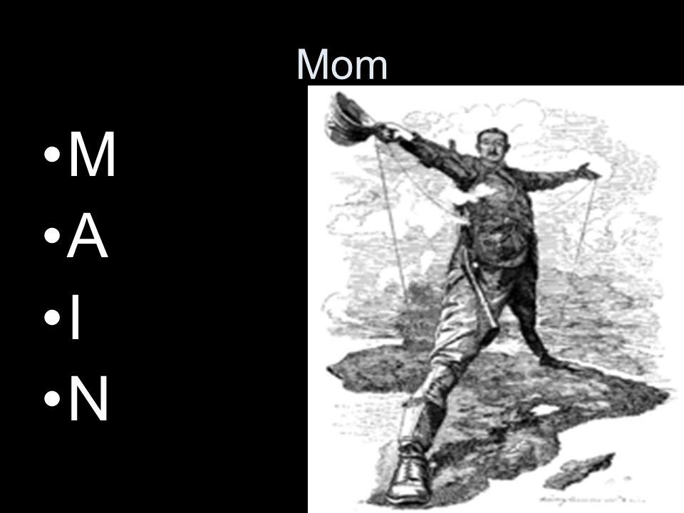 Grandma M A I N